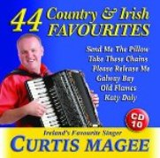 Curtis Magee 44 Country & Irish Favourites CD