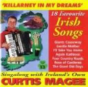 Curtis Magee 18 Favourite Irish Songs CD