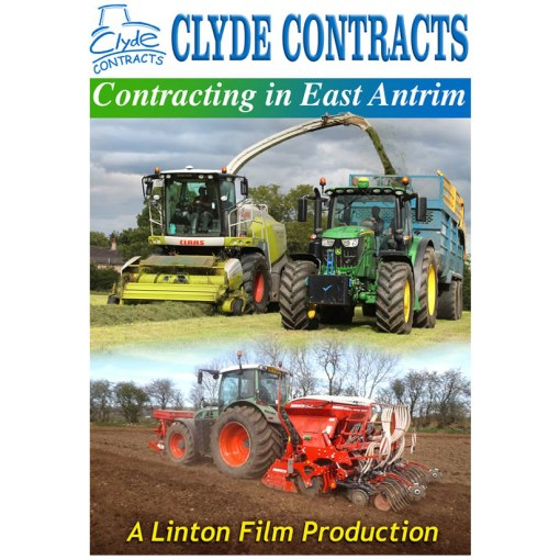 Clyde Contracts New DVD
