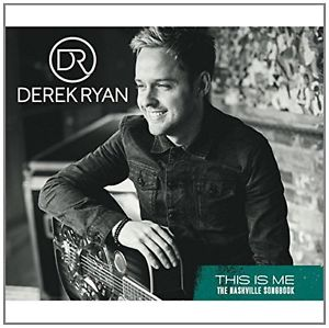 Derek Ryan This Is Me Album CD