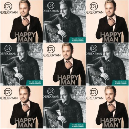 Derek Ryan This Is Me & Happy Man Album Bundle CD