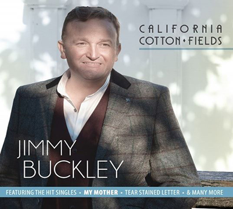 Jimmy Buckley California Cotton Fields CD