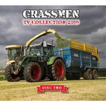 Grassmen TV Complete Collection 2016 DVDs