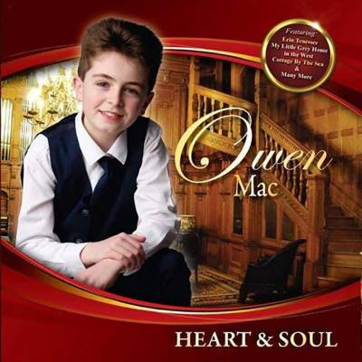 Heart & Soul CD by Owen Mac