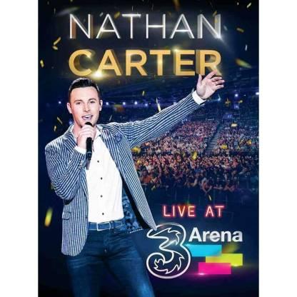 Nathan Carter Live At 3 Arena DVD