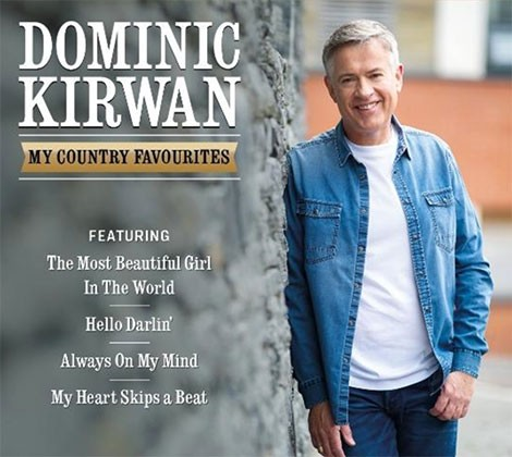 Dominic Kirwan My Country Favourites CD