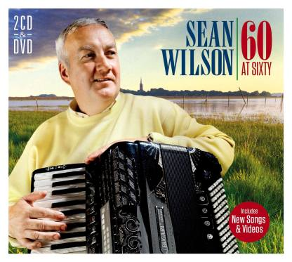 Sean Wilson 60 at Sixty 2 CD & DVD