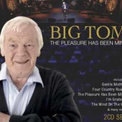 Big Tom The Pleasure Has Been Mine CD