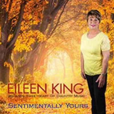 Eileen King Sentimentally Yours CD