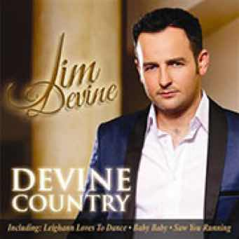 Jim Devine Devine Country CD