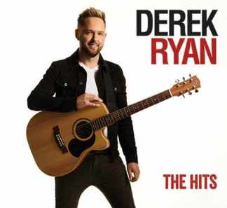 Derek Ryan The Hits CD