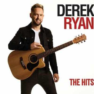 Derek Ryan The Hits CD