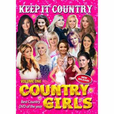 Keep It Country Country Girls DVD Volume 1