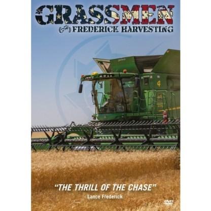 New Frederick Harvesting Grassmen DVD