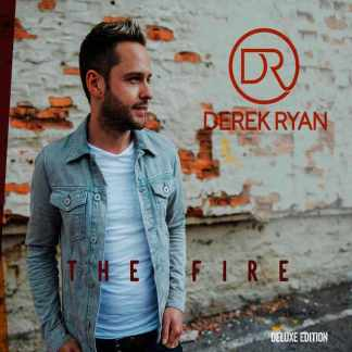 Derek Ryan The Fire (Delux Edition) CD