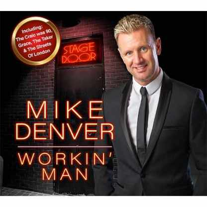 Mike Denver Workin' Man CD