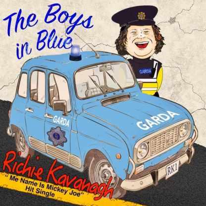 Richie Kavanagh The Boys In Blue CD