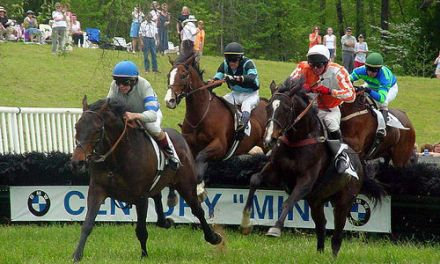 Iroquois Steeplechase Family Fun