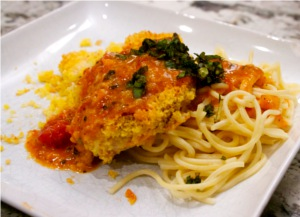 Chicken Parmesan Recipe quick family dinner