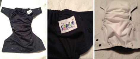 popfish pocket cloth diapers adjustable