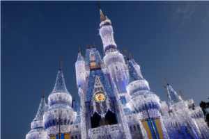 disney ice castle christmas vacation when to visit