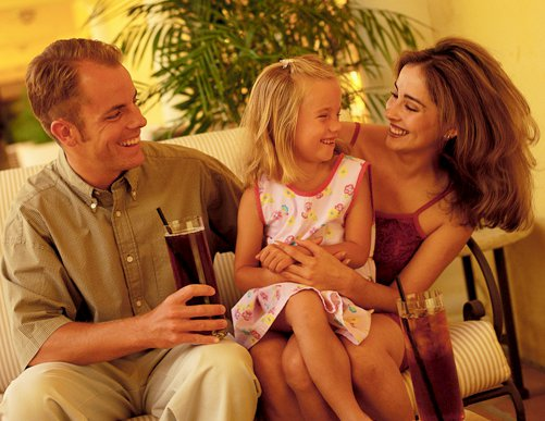 Single parents meet