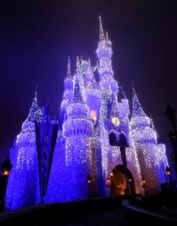 magic kingdom christmas disney holidays