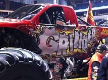 monster jam grinder monster truck nashville fun for kids