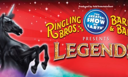 Ringling Bros. and Barnum & Bailey Circus Tickets Giveaway