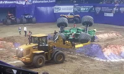 monster jam trucks nashville fun for boys