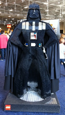 darth vader lego kidsfest things to do Nashville family fun