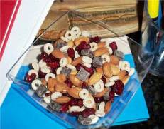 coach dyan damron trail mix recipe healthy snacks for kids