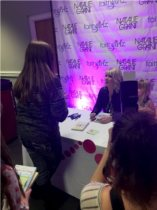natalie grant glimmer girls christian fiction for tweens