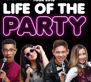 Kidz Bop Kids Life of the Party Tour Ticket Giveaway!