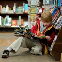 promote early childhood reading inexpensive books children