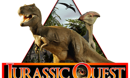 Jurassic Quest Giveaway!