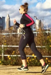 marathon training fat loss HIIT