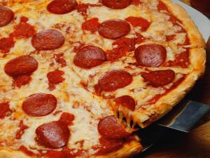 healthy pizza options family pizza night
