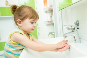 importance of handwashing reduce sickness fewer germs