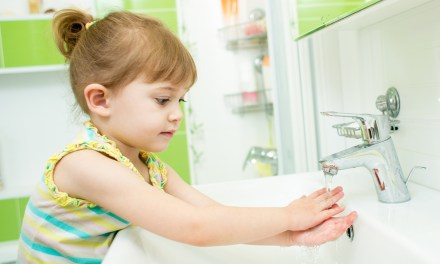 Make Handwashing Part of Holiday Travel