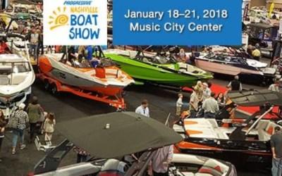 Nashville Boat Show Ticket Giveaway!