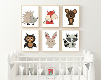 Nursery Decor Giveaway by Something Scribbled