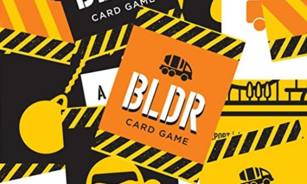 BLDR Card Game Review and Giveaway
