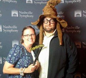Harry Potter in Concert Nashville Symphony Movie Series