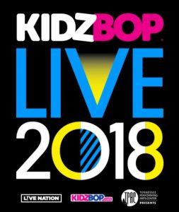 Kidz Bop Live Tour Nashville