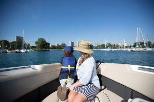 Nashville Boat Show Kids Boat Safety
