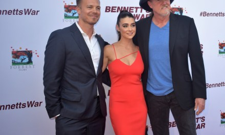 BENNETT'S WAR Red Carpet Screening With Trace Adkins