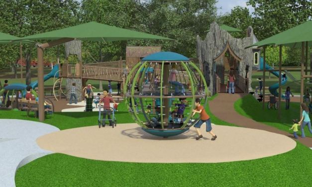 Promise Park: An Inclusive Playground at the Nashville Zoo