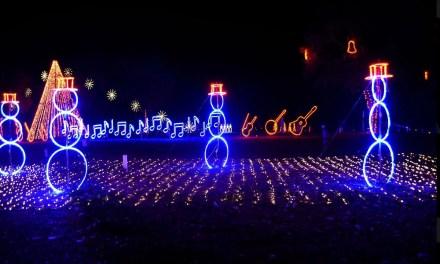 Dancing Lights of Christmas Giveaway!