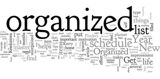 space positivity prefessional organizer nashville